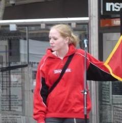 Emelie Nilsson, Ung Vänster